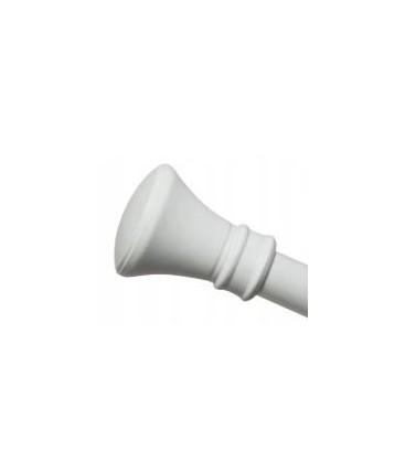 Koncovka Koloseo biela Ø25 mm kus