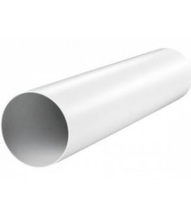 Tyč Ø25 mm Biela